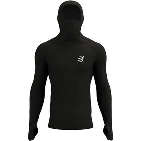 Compressport 3D Ultralight Racing Thermo Hoodie, black